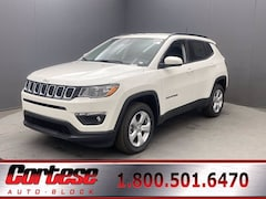 New 2020 Jeep Compass LATITUDE 4X4 Sport Utility 3C4NJDBB5LT228818 for sale in Rochester, NY