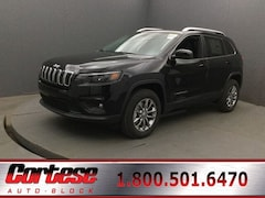 New 2020 Jeep Cherokee LATITUDE PLUS 4X4 Sport Utility 1C4PJMLB5LD523222 for sale in Rochester, NY