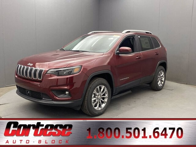 2021 Jeep Cherokee Latitude Plus 4x4 For Sale In Rochester Ny Stock 63064