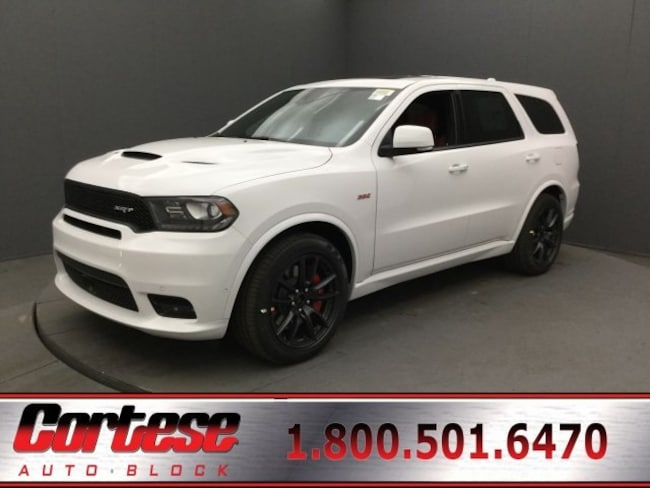 Dodge Dealers Rochester Ny >> 2018 Dodge Durango Srt Awd For Sale In Rochester Ny Stock