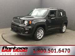 New 2019 Jeep Renegade SPORT 4X4 Sport Utility ZACNJBAB2KPJ74659 for sale in Rochester, NY