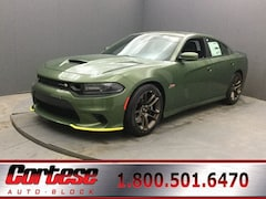 New 2020 Dodge Charger SCAT PACK RWD Sedan 2C3CDXGJ1LH111590 in Rochester, NY