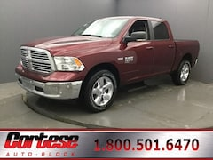 New 2019 Ram 1500 Classic BIG HORN CREW CAB 4X4 5'7 BOX Crew Cab 1C6RR7LT9KS558231 for sale in Rochester, NY