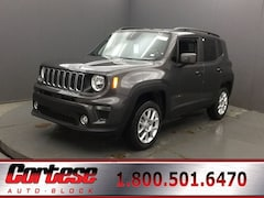 New 2020 Jeep Renegade LATITUDE 4X4 Sport Utility ZACNJBBB7LPL39413 for sale in Rochester, NY