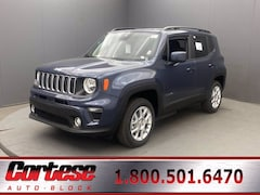 New 2020 Jeep Renegade LATITUDE 4X4 Sport Utility ZACNJBBB5LPL84706 for sale in Rochester, NY