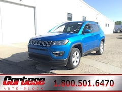 New 2020 Jeep Compass LATITUDE 4X4 Sport Utility 3C4NJDBBXLT228815 for sale in Rochester, NY