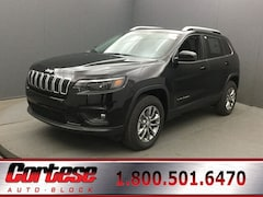 New 2020 Jeep Cherokee LATITUDE PLUS 4X4 Sport Utility 1C4PJMLB2LD545629 for sale in Rochester, NY
