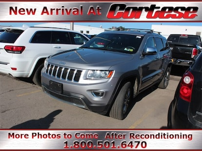 Jeep C Suv >> Used 2014 Jeep Grand Cherokee Limited For Sale In Rochester Ny Stock 60940a