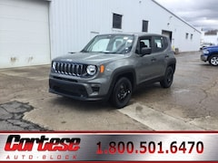 New 2020 Jeep Renegade SPORT FWD Sport Utility ZACNJAAB9LPL53454 for sale in Rochester, NY