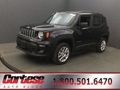 New 2019 Jeep Renegade SPORT 4X4 Sport Utility ZACNJBAB2KPJ73589 for sale in Rochester, NY