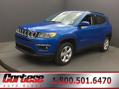 New 2020 Jeep Compass LATITUDE 4X4 Sport Utility 3C4NJDBB3LT119676 for sale in Rochester, NY