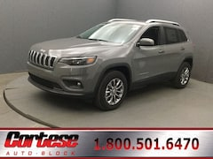 New 2019 Jeep Cherokee LATITUDE PLUS 4X4 Sport Utility 1C4PJMLB3KD490185 for sale in Rochester, NY