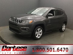New 2020 Jeep Compass LATITUDE 4X4 Sport Utility 3C4NJDBBXLT117326 for sale in Rochester, NY