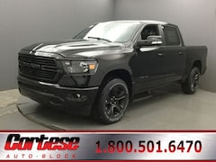 New 2020 Ram 1500 BIG HORN CREW CAB 4X4 5'7 BOX Crew Cab 1C6RRFFG5LN230636 for sale in Rochester, NY