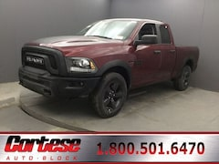 New 2020 Ram 1500 Classic SLT Truck 1C6RR7GT0LS126333 for sale in Rochester, NY