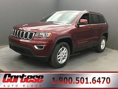 New 2020 Jeep Grand Cherokee LAREDO E 4X4 Sport Utility 1C4RJFAG2LC200920 for sale in Rochester, NY