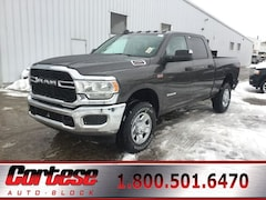 New 2019 Ram 2500 TRADESMAN CREW CAB 4X4 6'4 BOX Crew Cab 3C6UR5CJ2KG713674 for sale in Rochester, NY