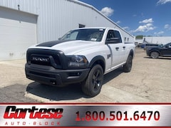 New 2020 Ram 1500 Classic WARLOCK QUAD CAB 4X4 6'4 BOX Quad Cab 1C6RR7GG4LS142022 for sale in Rochester, NY