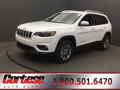 New 2020 Jeep Cherokee LATITUDE PLUS 4X4 Sport Utility 1C4PJMLB3LD523221 for sale in Rochester, NY