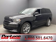 New 2020 Dodge Durango GT AWD Sport Utility 1C4RDJDG4LC413339 in Rochester, NY