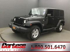 2014 Jeep Wrangler Unlimited Sport SUV