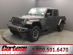 New 2020 Jeep Gladiator RUBICON 4X4 Crew Cab 1C6JJTBG5LL167056 for sale in Rochester, NY