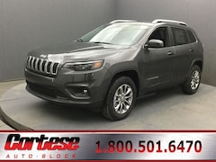 New 2020 Jeep Cherokee LATITUDE PLUS 4X4 Sport Utility 1C4PJMLB7LD545657 for sale in Rochester, NY