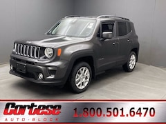 New 2020 Jeep Renegade LATITUDE 4X4 Sport Utility ZACNJBBB0LPL70261 for sale in Rochester, NY