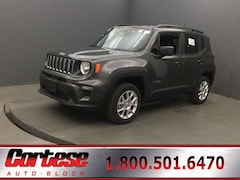 New 2019 Jeep Renegade SPORT 4X4 Sport Utility ZACNJBAB5KPJ73487 for sale in Rochester, NY