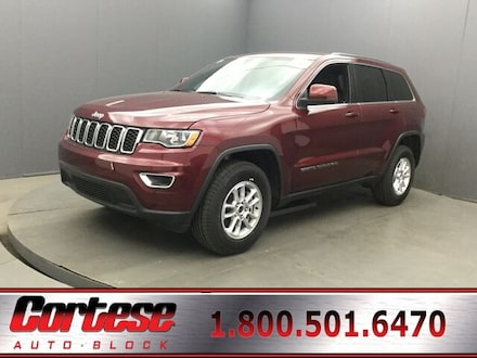 Featured New 2019 Jeep Grand Cherokee LAREDO 4X4 Sport Utility for Sale in Rochester, NY