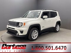 New 2020 Jeep Renegade LATITUDE 4X4 Sport Utility ZACNJBBB2LPL88664 for sale in Rochester, NY