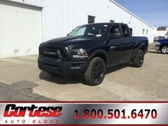 New 2020 Ram 1500 Classic WARLOCK QUAD CAB 4X4 6'4 BOX Quad Cab 1C6RR7GG8LS133243 for sale in Rochester, NY