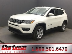 New 2020 Jeep Compass LATITUDE 4X4 Sport Utility 3C4NJDBB0LT125869 for sale in Rochester, NY