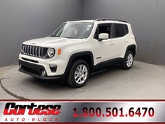 New 2020 Jeep Renegade LATITUDE 4X4 Sport Utility ZACNJBBB1LPL88588 for sale in Rochester, NY