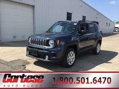 New 2020 Jeep Renegade LATITUDE 4X4 Sport Utility ZACNJBBB2LPL31753 for sale in Rochester, NY