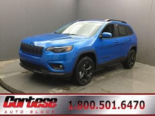 2020 Jeep Cherokee ALTITUDE 4X4 Sport Utility