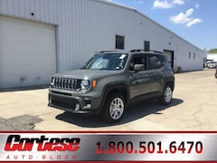 New 2020 Jeep Renegade LATITUDE 4X4 Sport Utility ZACNJBBB8LPL55927 for sale in Rochester, NY