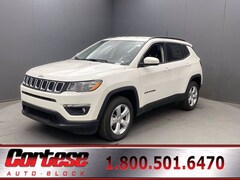New 2020 Jeep Compass LATITUDE 4X4 Sport Utility 3C4NJDBB3LT228817 for sale in Rochester, NY