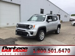 New 2020 Jeep Renegade LATITUDE 4X4 Sport Utility ZACNJBBB8LPL46273 for sale in Rochester, NY