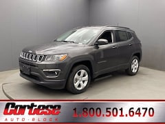 New 2020 Jeep Compass LATITUDE 4X4 Sport Utility 3C4NJDBB4LT219544 for sale in Rochester, NY