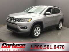 New 2020 Jeep Compass LATITUDE 4X4 Sport Utility 3C4NJDBB7LT125867 for sale in Rochester, NY