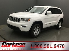 New 2020 Jeep Grand Cherokee LAREDO E 4X4 Sport Utility 1C4RJFAG2LC200917 for sale in Rochester, NY