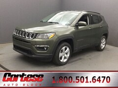 New 2020 Jeep Compass LATITUDE 4X4 Sport Utility 3C4NJDBB5LT119677 for sale in Rochester, NY