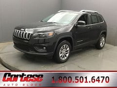 New 2020 Jeep Cherokee LATITUDE PLUS 4X4 Sport Utility 1C4PJMLB0LD545628 for sale in Rochester, NY
