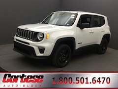 New 2019 Jeep Renegade SPORT 4X4 Sport Utility ZACNJBAB1KPK89320 for sale in Rochester, NY