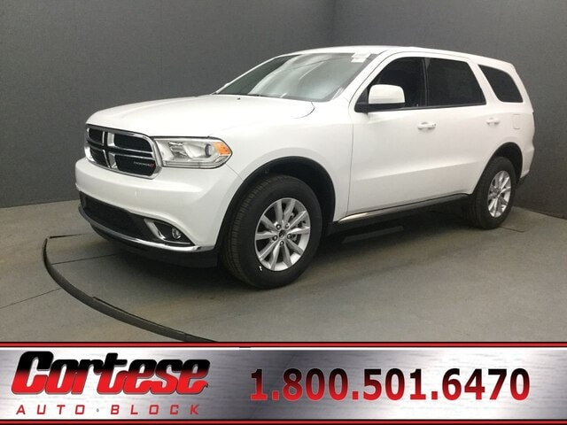 Featured New 2019 Dodge Durango SXT AWD Sport Utility for Sale in Rochester, NY