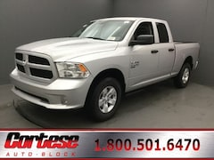 New 2019 Ram 1500 Classic EXPRESS QUAD CAB 4X4 6'4 BOX Quad Cab 1C6RR7FG3KS501604 for sale in Rochester, NY