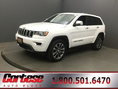 Jeep C Suv >> Used 2018 Jeep Grand Cherokee Limited For Sale In Rochester Ny Stock 94118