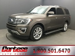 New 2018 Ford Expedition Limited SUV for sale in Rochester at Cortese Ford