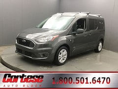 New 2020 Ford Transit Connect XLT w/Rear Liftgate Commercial-truck for sale in Rochester at Cortese Ford